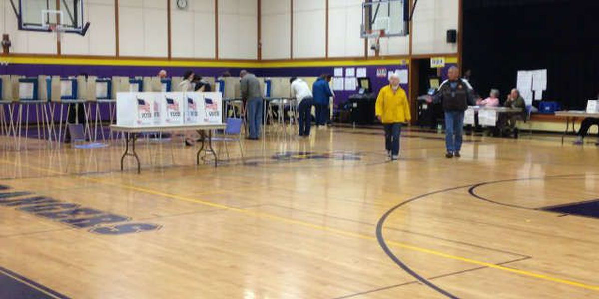 VOTE NOW: Polls open from 6:30 a.m. to 7:30 p.m.