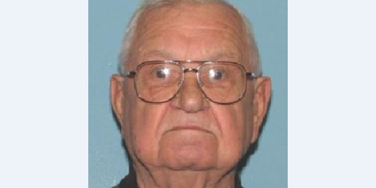 Stow police search for missing 85-year-old man