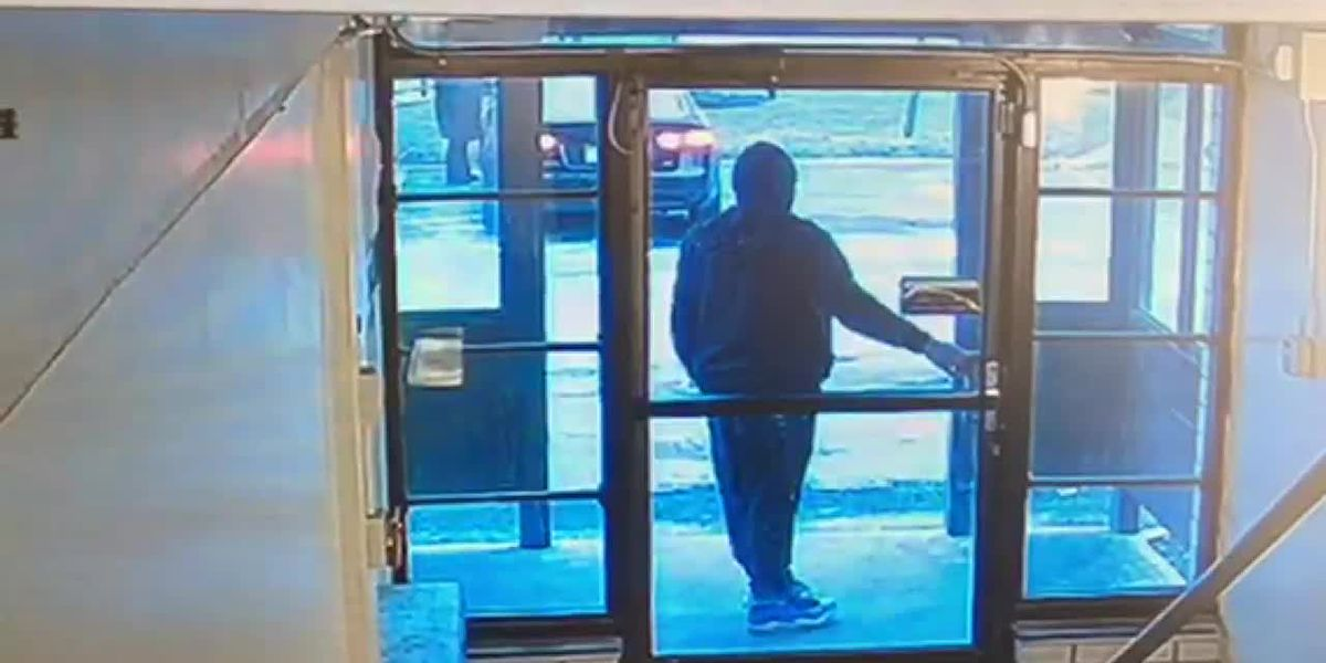 Video released by Cleveland police show aggravated robbery