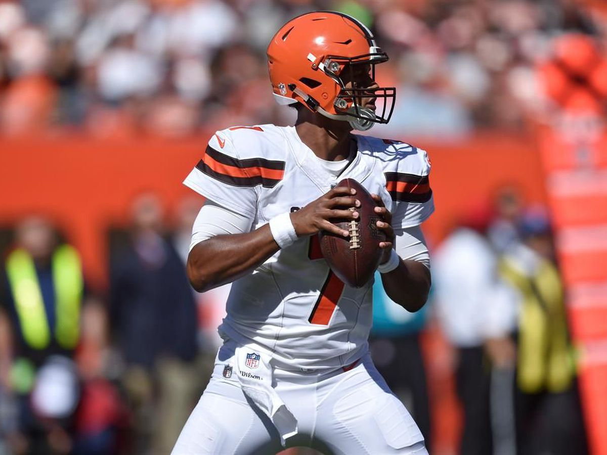 Cleveland Browns in chaos at the bye week