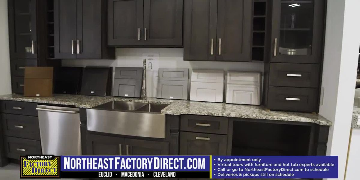 Northeast Factory Direct, Cabinets