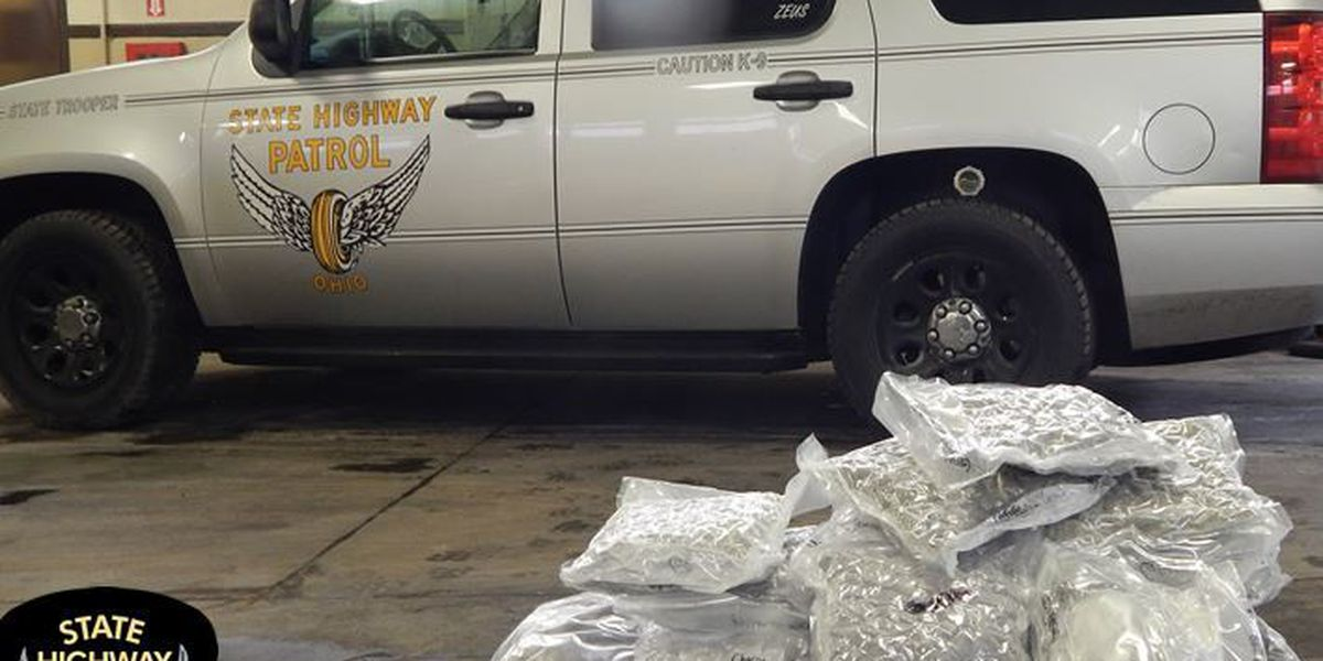 Troopers make $75,000 pot bust in Summit County