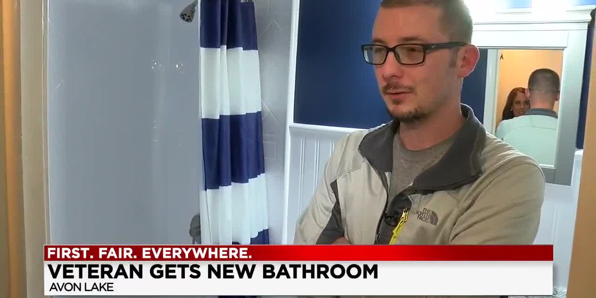 19 News Mission Makeover winner reveals new bathroom