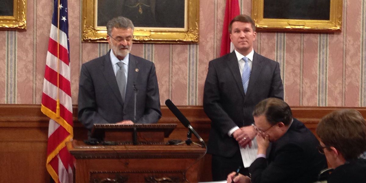 Cleveland Mayor Frank Jackson addresses lawsuit against wireless equipment bill
