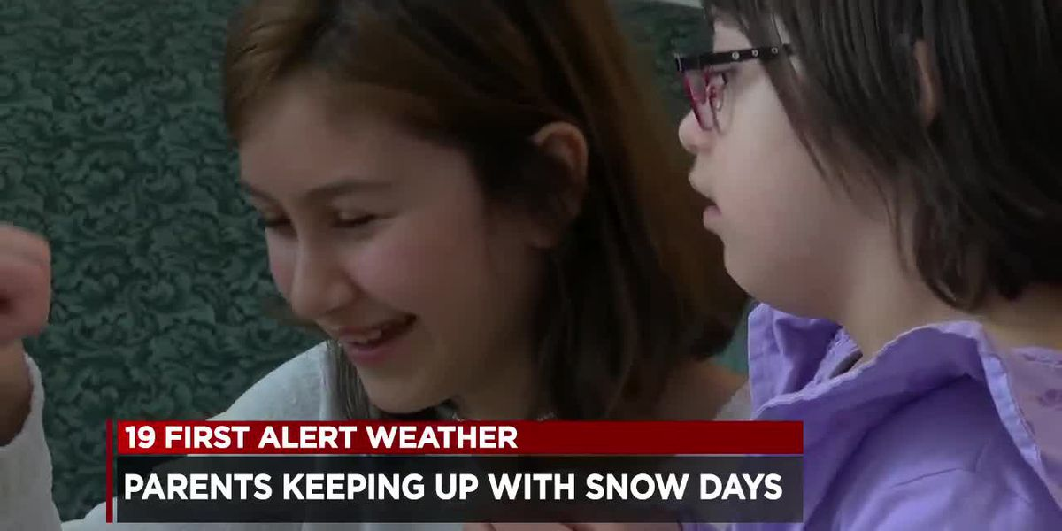 Potential for multiple days off from school for kids has Northeast Ohio parents scrambling
