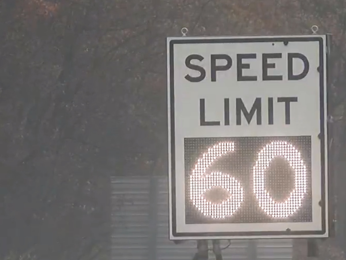 I-90 speed limits reduced as road conditions worsen