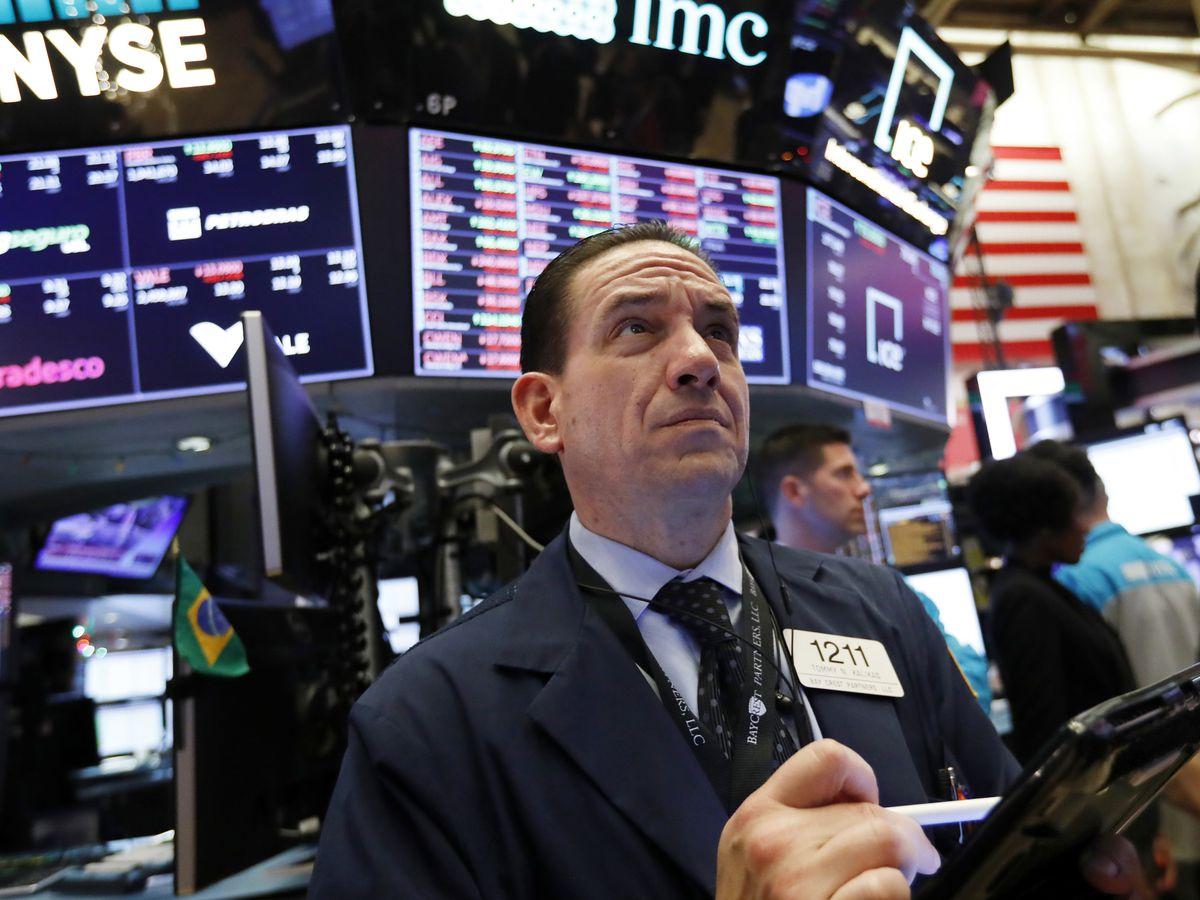 Stocks veer back upward on hopes for US-China trade talks