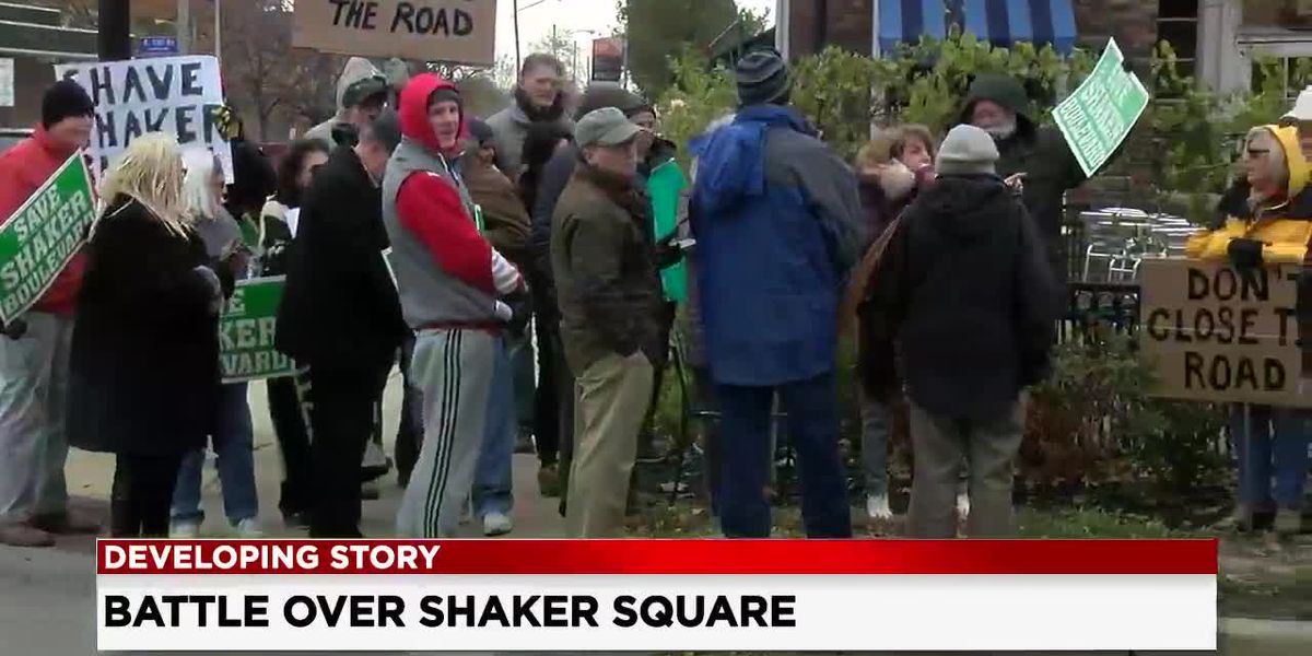 Shaker Square residents, business owners battle for the boulevard