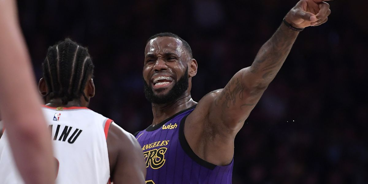LeBron gets 44, passes Wilt in LA's 126-117 win over Blazers