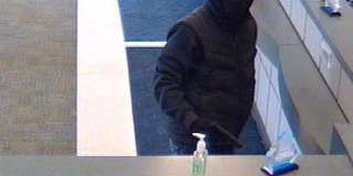Police search for PNC bank robber