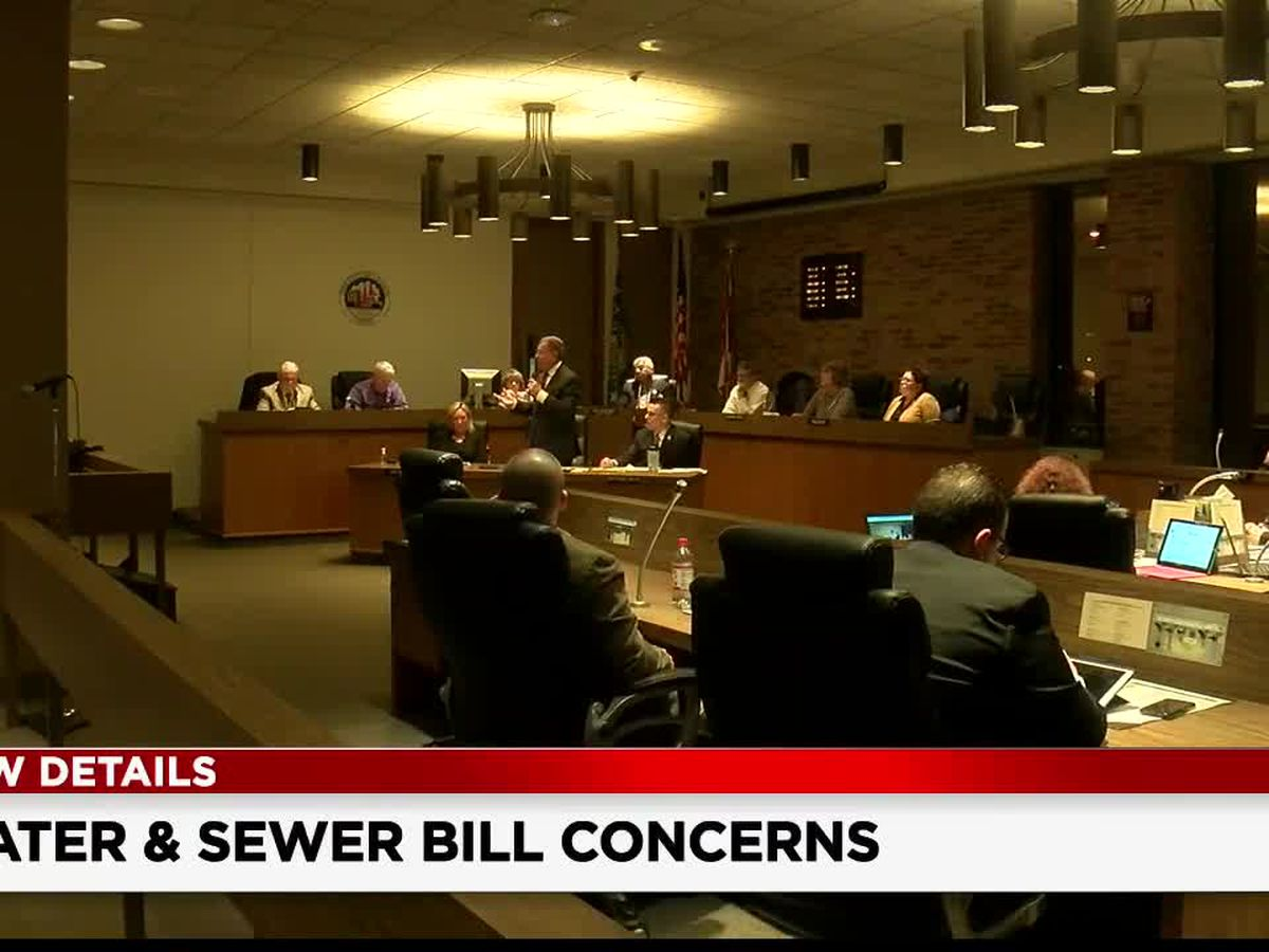 New Lorain mayor, administration look to lower seething residents' water and sewer bills