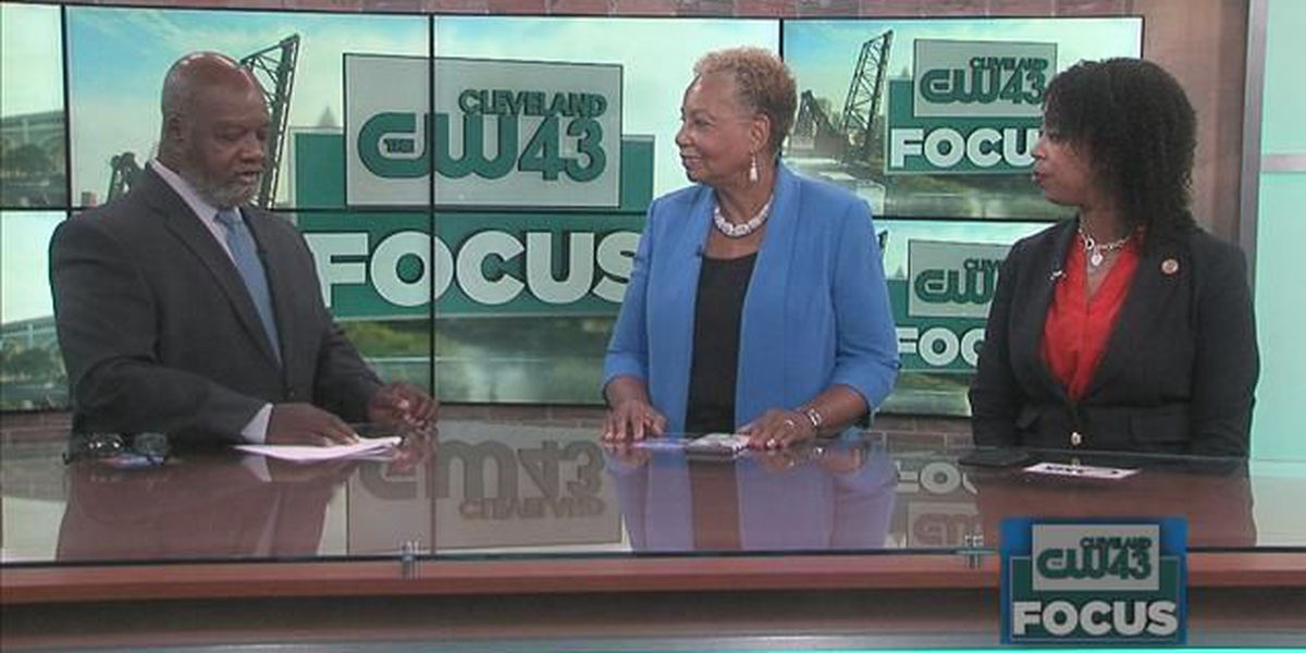CW 43 Focus: Cleveland branch of NAACP planning Gospel Fest Part 1