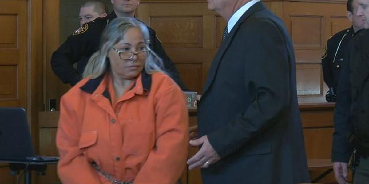 Woman accused in 2007 Trumbull County murder of husband pleads not guilty, held on $10 million bond