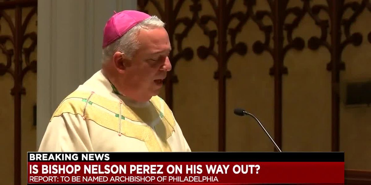 Report: Cleveland Bishop Nelson Perez could soon become the archbishop of Philadelphia