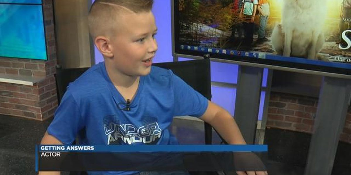 10-year-old Sagamore Hills actor starring in new movie
