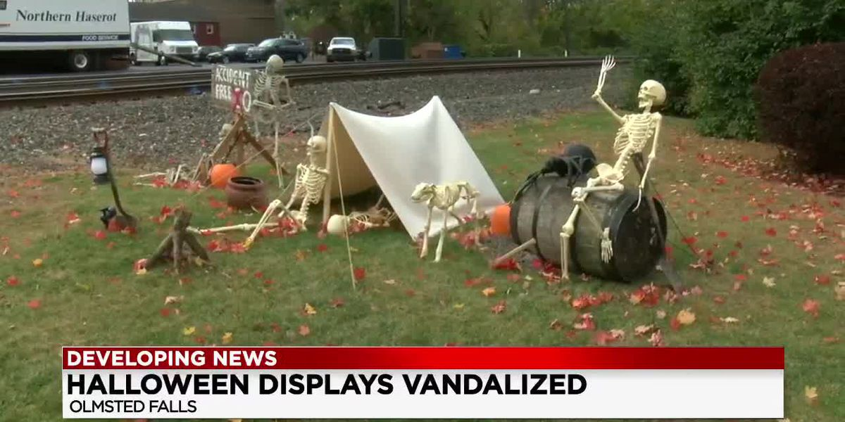 Olmsted Falls community asks vandals to stop trying to ruin annual 'Fall O Ween'