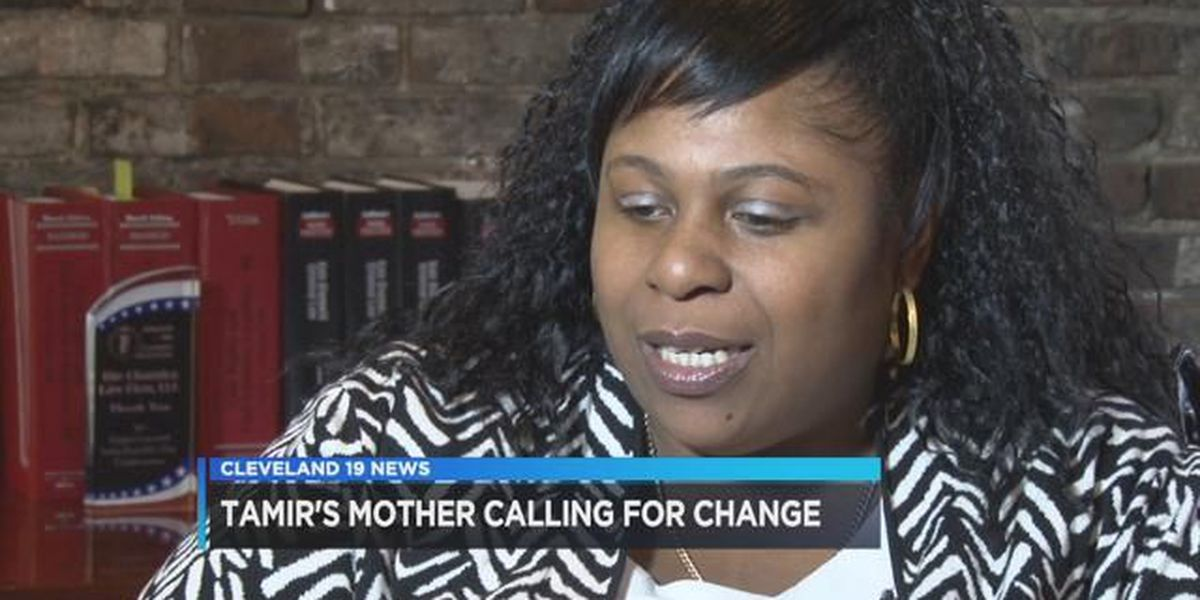 Samaria Rice feels sorry for officer who killed her son, Tamir