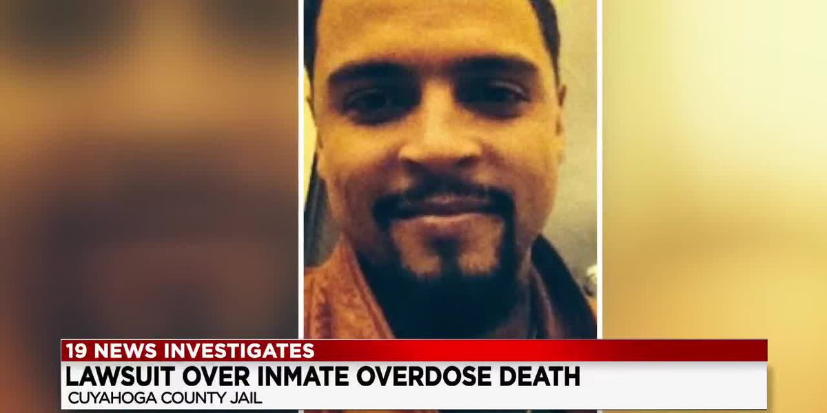 Cuyahoga County sued by family claiming improper medical care in death of former inmate