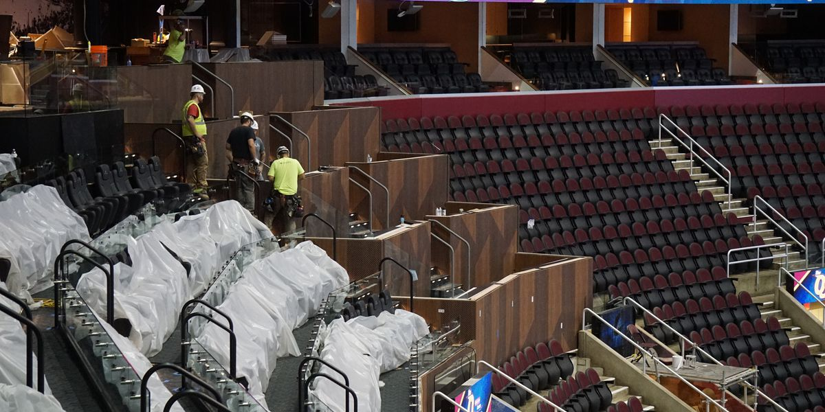 Cleveland to land 2022 NBA All-Star Game following Q renovations, report says