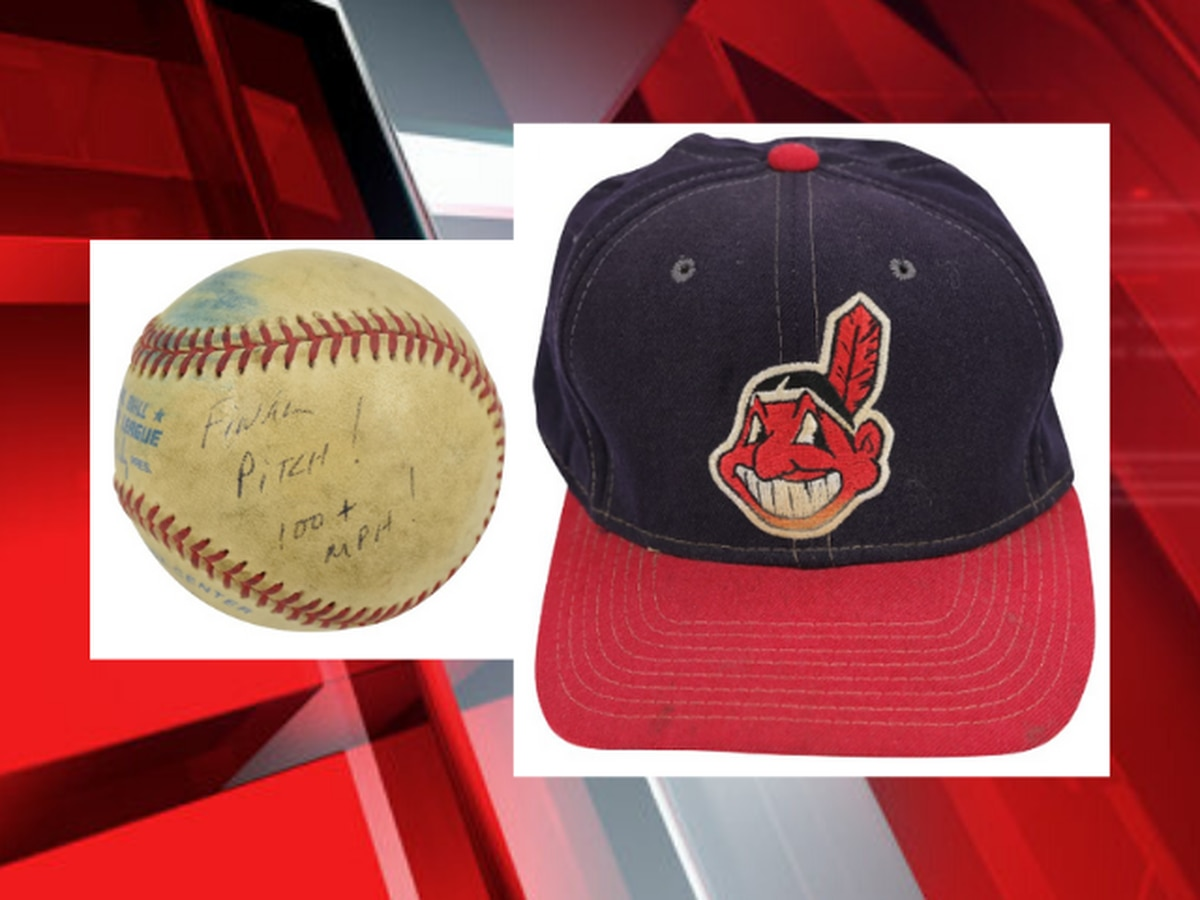Charlie Sheen's Cleveland Indians baseball cap from 'Major League' is up for auction