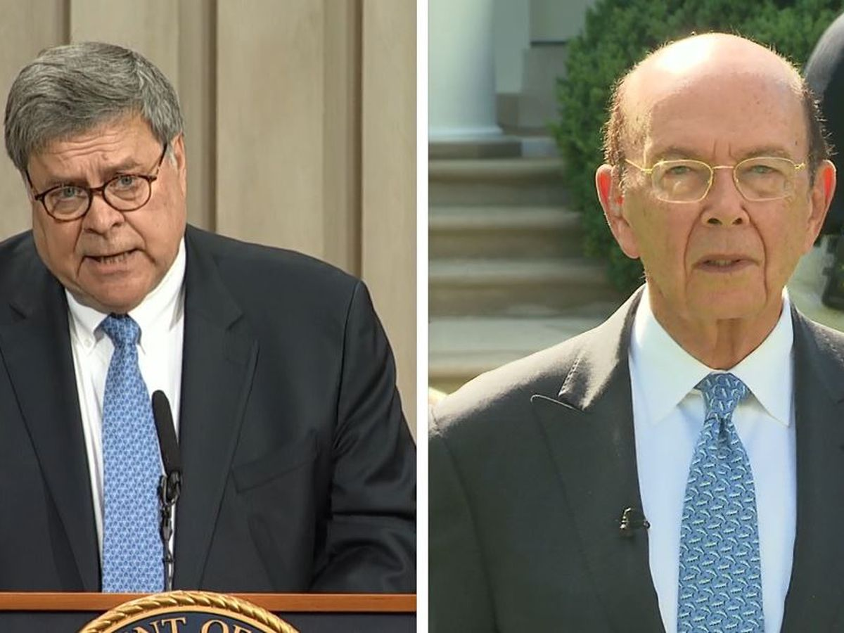 House holds 2 Trump officials in contempt in census dispute