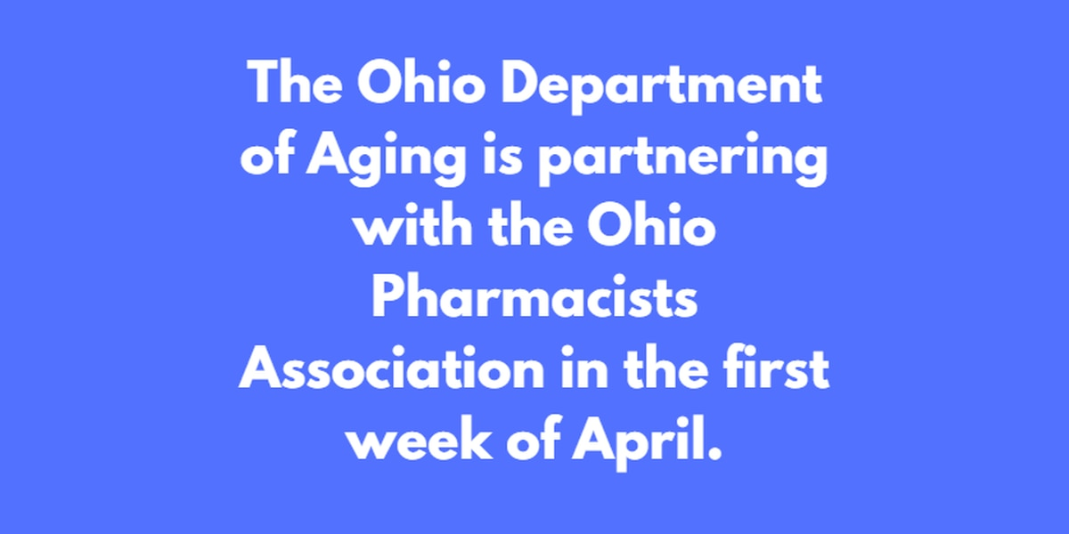Pharmacies offer free medication reviews for older Ohioans