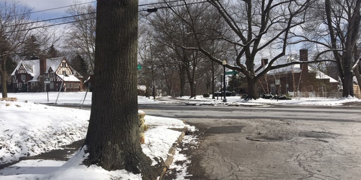 Akron police searching for driver that fatally struck a 73-year-old man retrieving the newspaper from his driveway