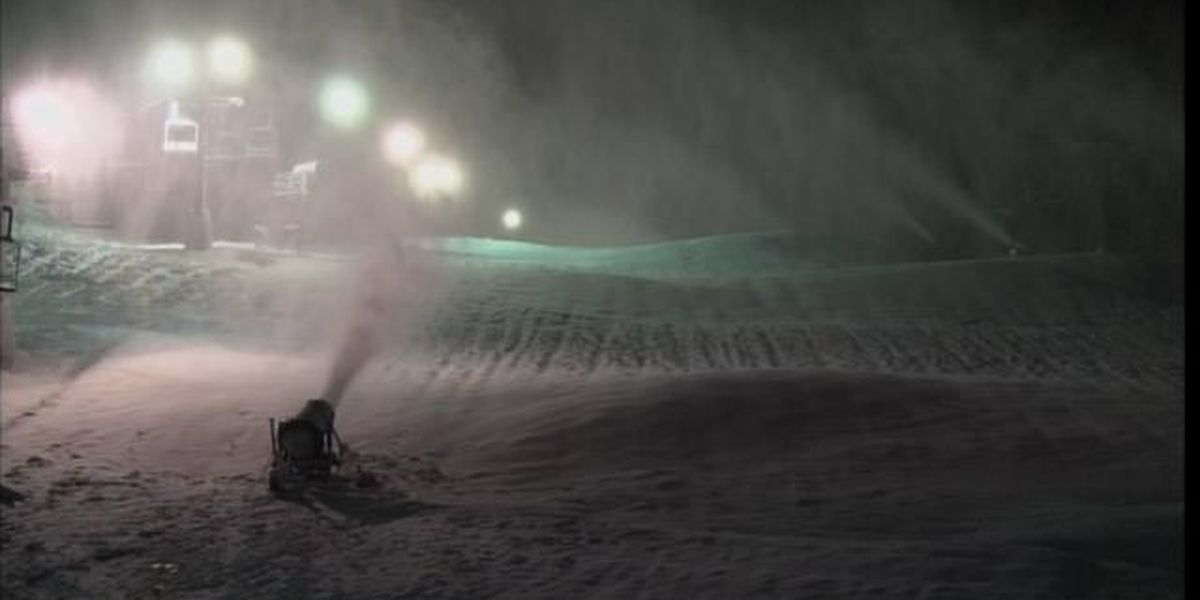 Snow Business: Local ski slopes hope to open soon