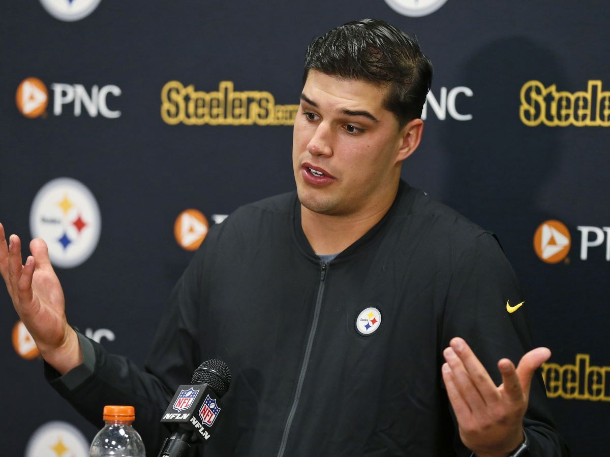 Steelers QB Mason Rudolph explains his side of altercation with Browns DE Myles Garrett (video)