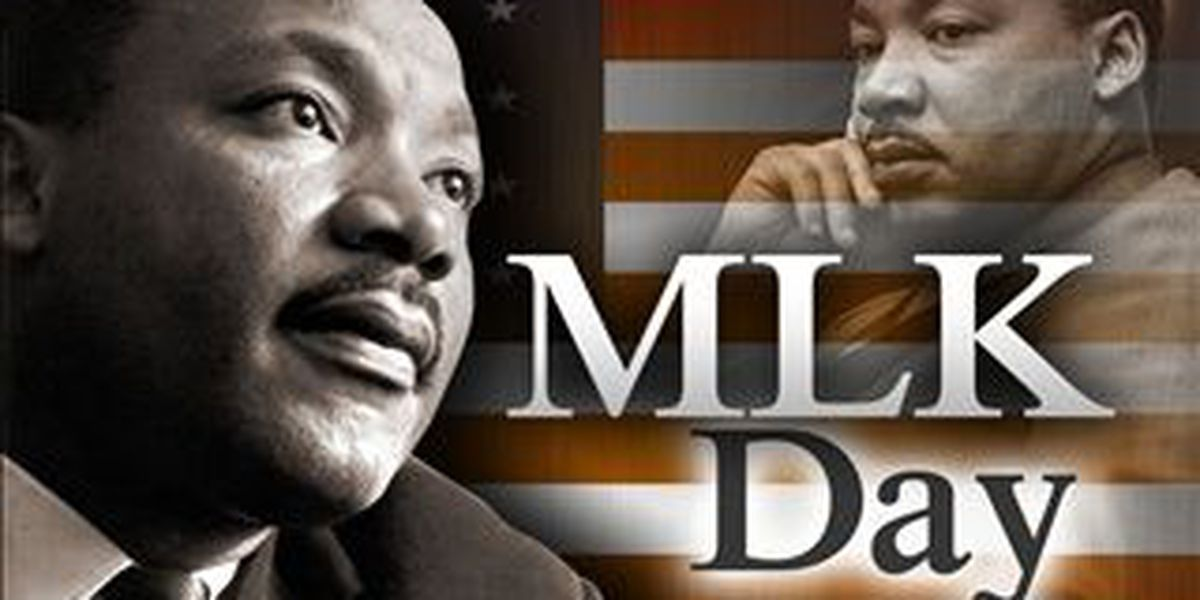 Local events observe MLK Day