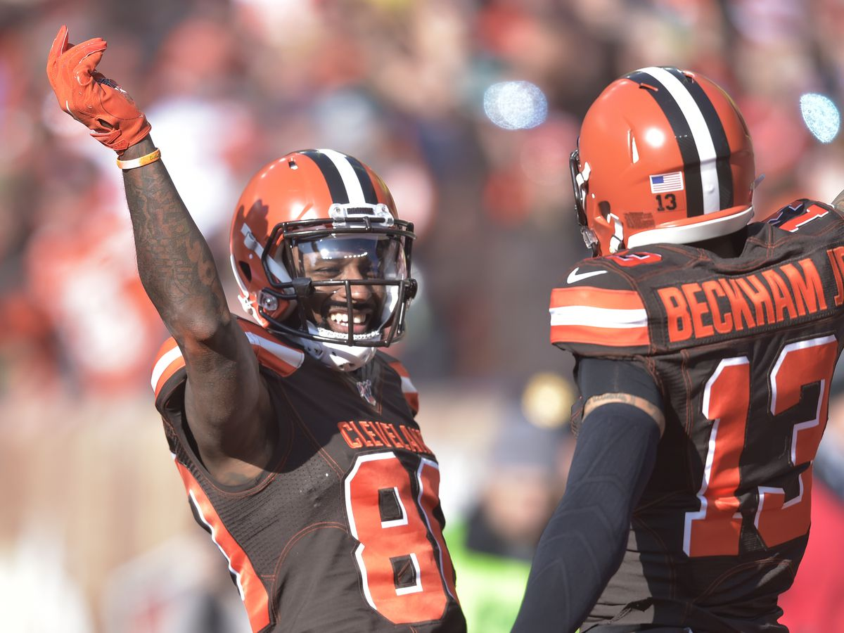Jarvis Landry: OBJ 'doesn't want to leave' Cleveland Browns