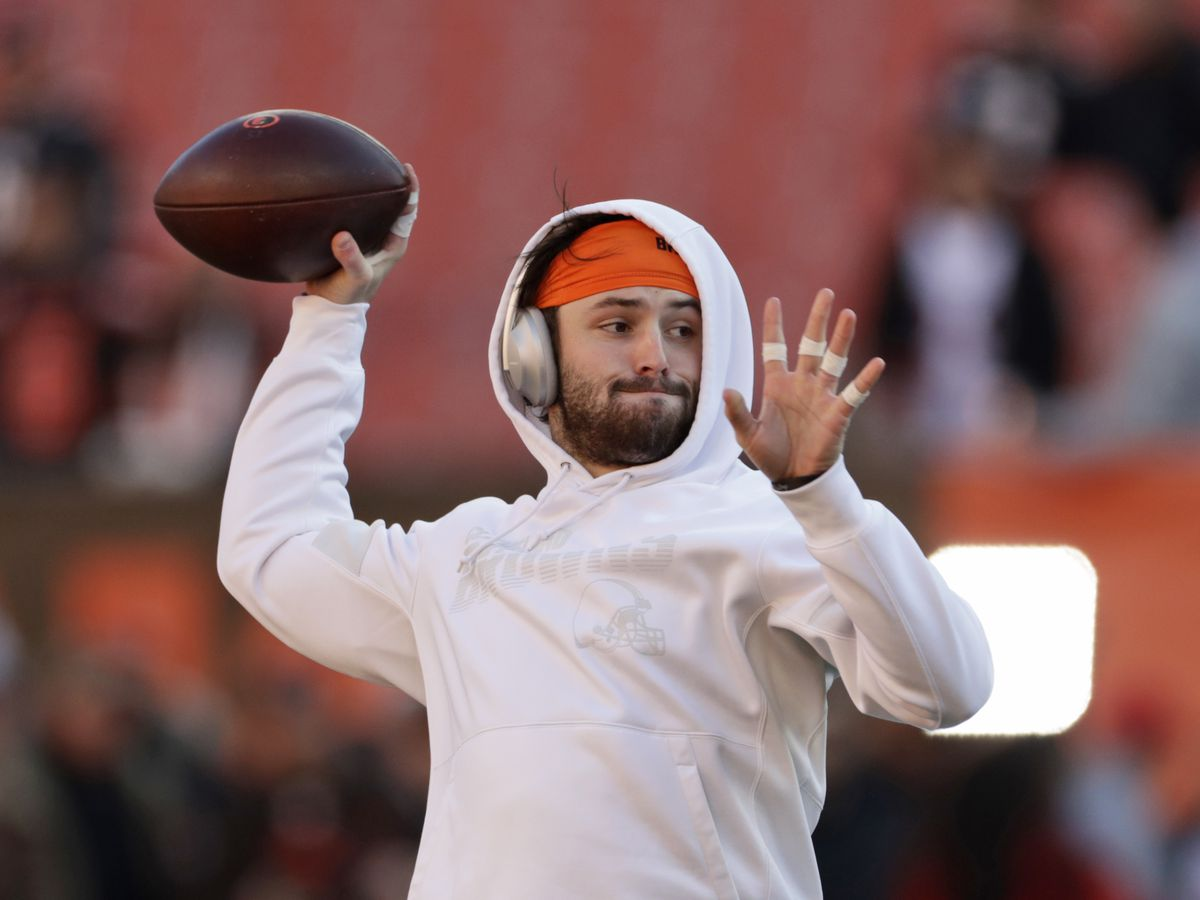 ESPN Cleveland suspends reporter Tony Grossi for using derogatory slur to describe Browns QB Baker Mayfield