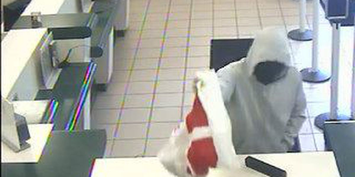 PHOTOS: Can you identify this bank robber?