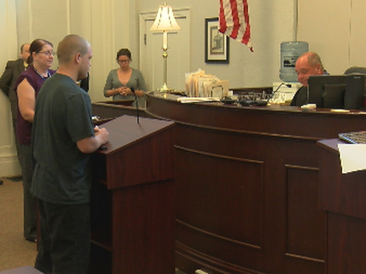 Painesville judge gets creative, punishes man for mowing obscenity into high school field