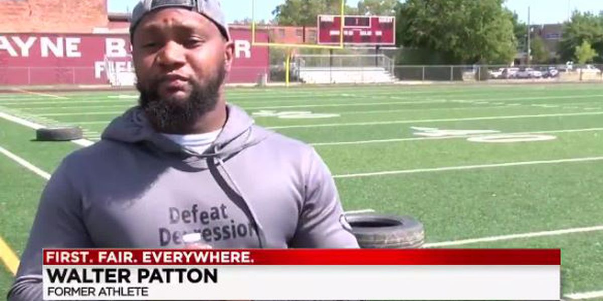 Former athlete uses hip hop to bridge gap in urban communities