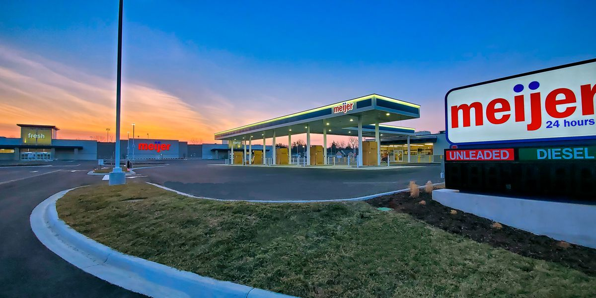 Meijer to open new gas station in Seven Hills this week