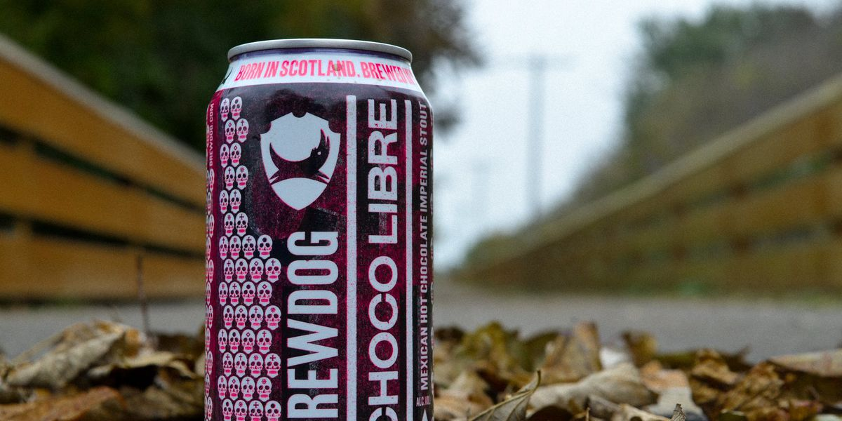 Thirsty monsters partner with Ohio brewer to stay hydrated this winter