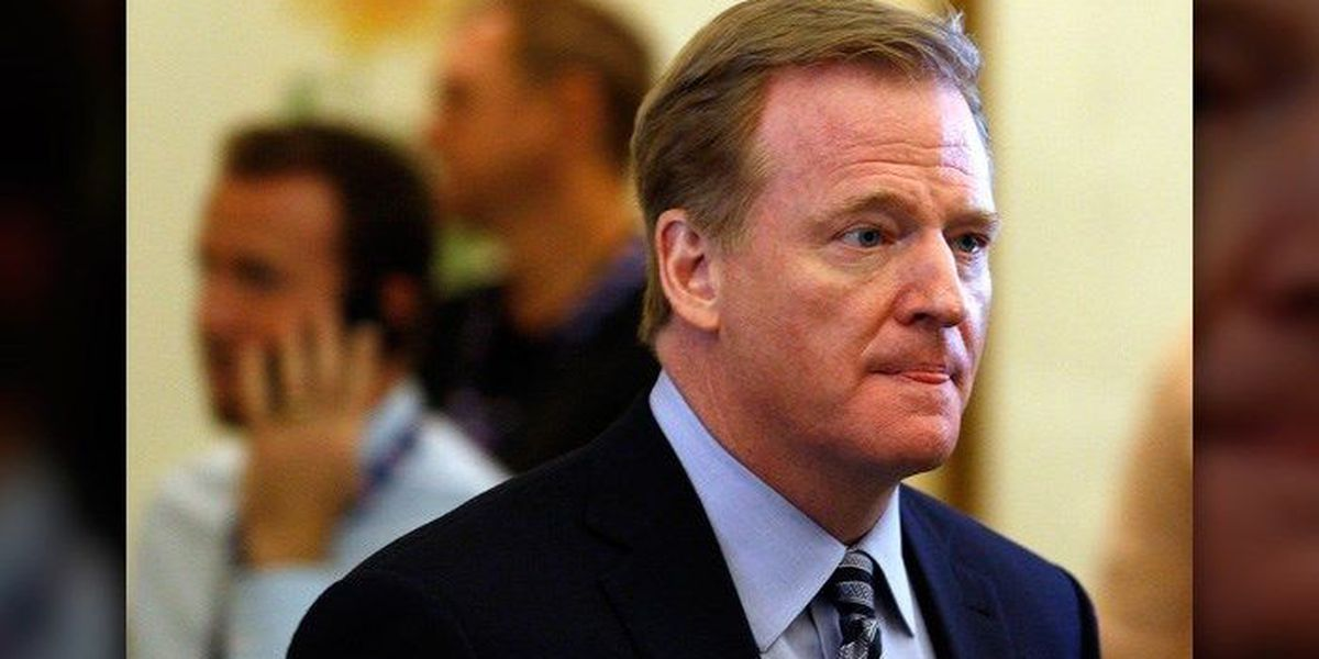Is Roger Goodell dead? NFL Twitter account hacked