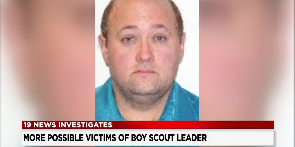 Investigators look for more victims of Boy Scout leader facing child porn charges