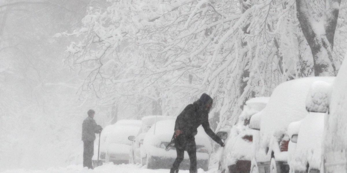 Winter weather advisory issued for Wednesday, 4+ inches of snow expected for some