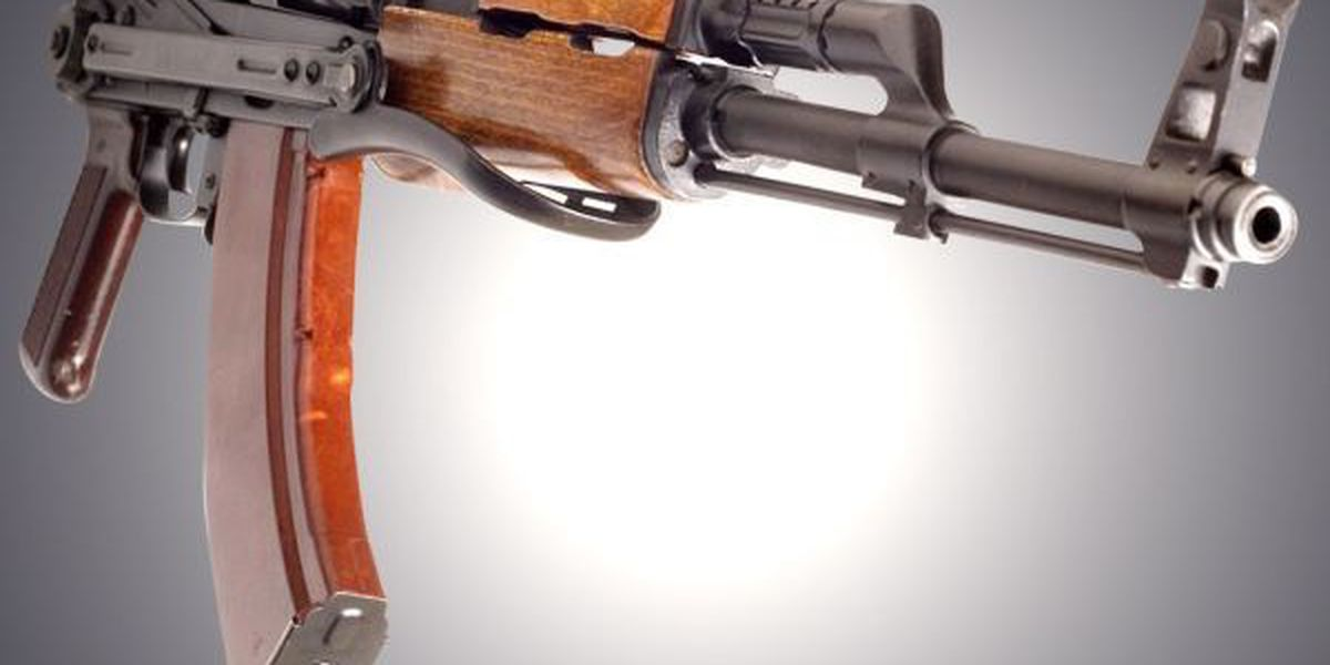 Elderly couple robbed in home invasion, say suspect pointed AK-47 at them