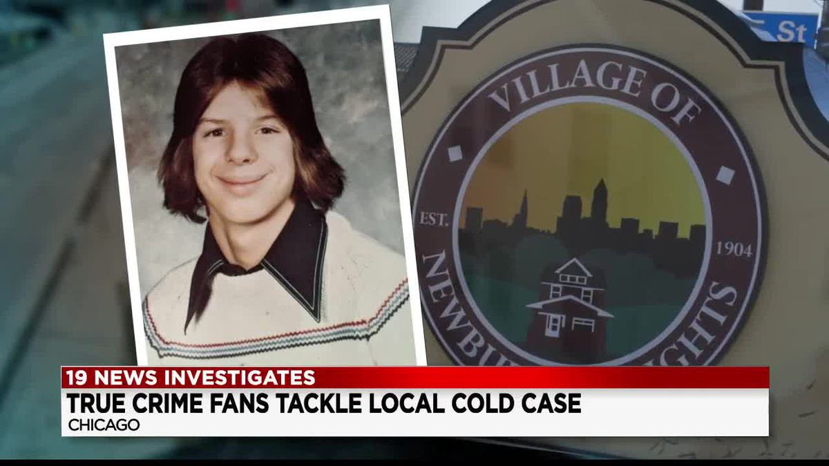 Novice detectives and experts come together to tackle Newburgh Heights case at CrowdSolve: Chicago