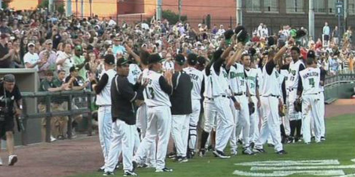 Dayton Dragons game postponed after mass shooting