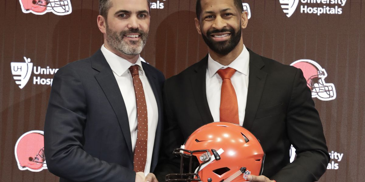 New Cleveland Browns GM was part of the 1-31 disaster, but Andrew Berry is a league favorite who could turn the page