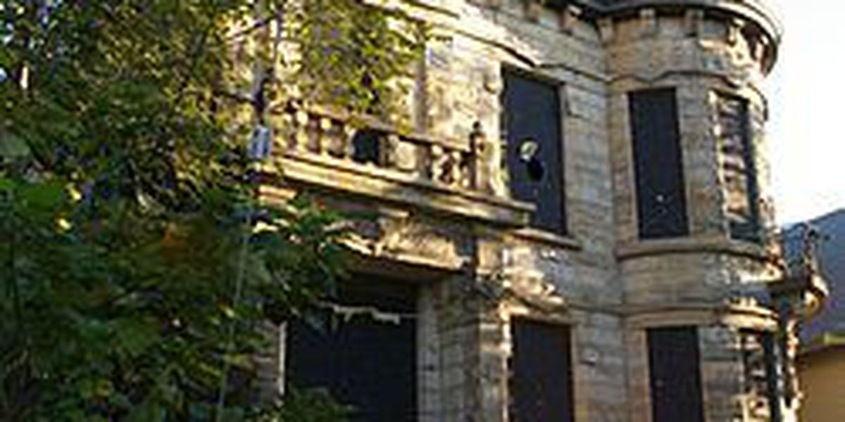 The true tragic history behind Cleveland's haunted Franklin Castle