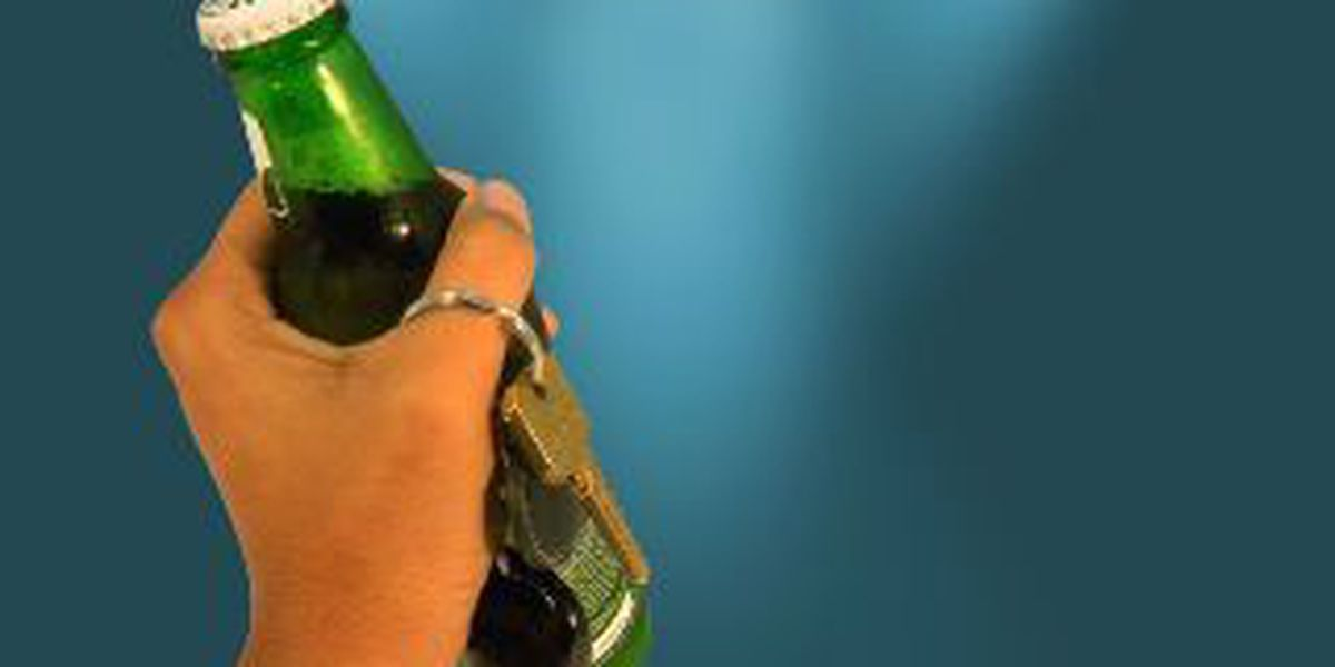 Drive Sober or Get Pulled Over: crackdown on impaired driving