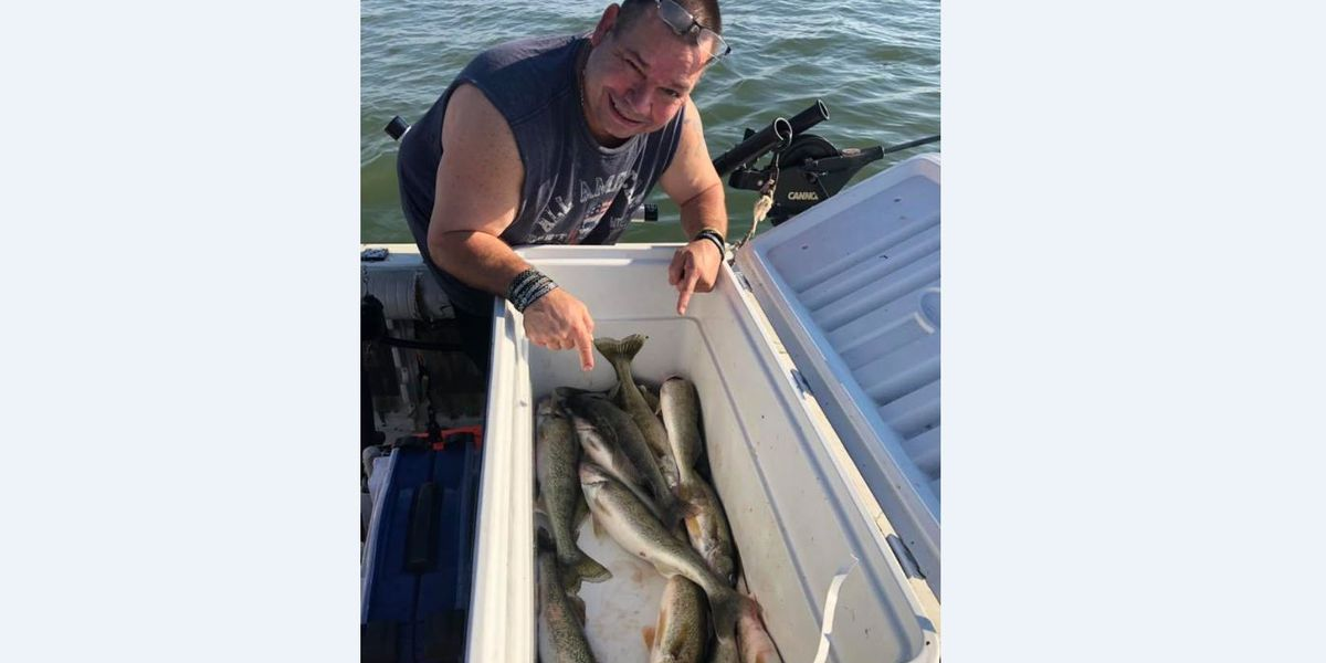Walleye fishing on Lake Erie is even better than last year, and 2018 was a whopper