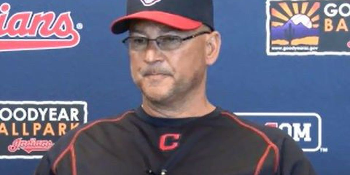 People really want Terry Francona to run for president