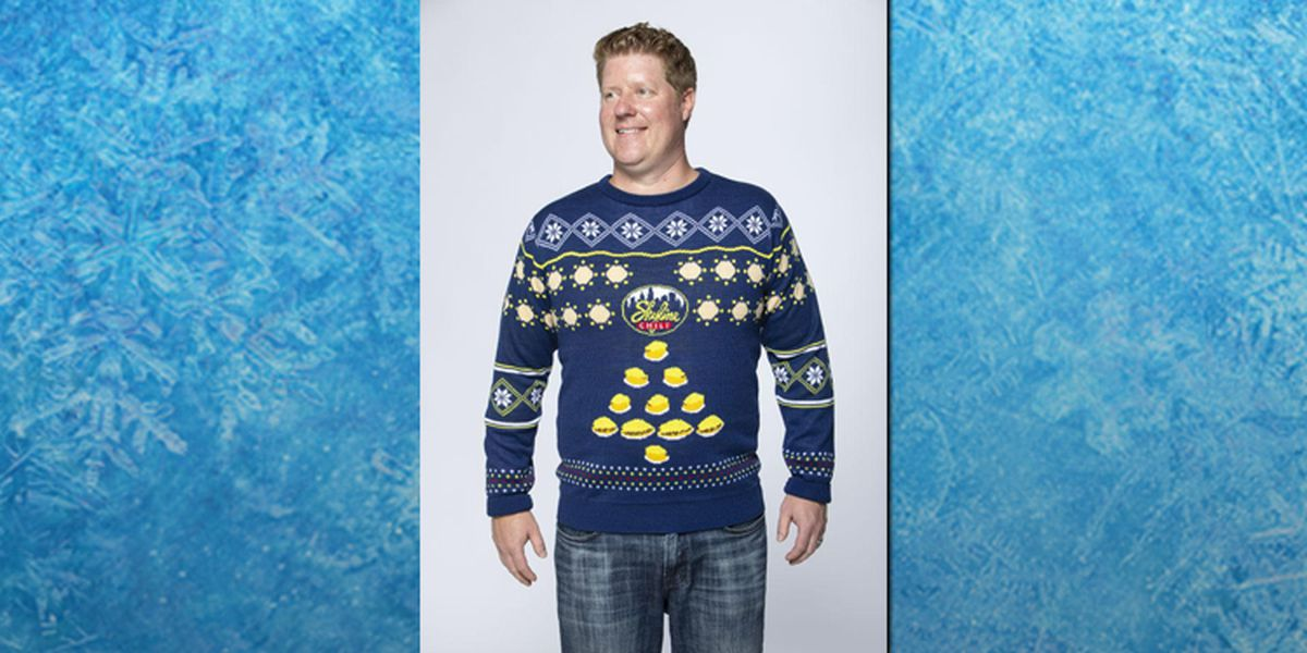Skyline brings chili to Christmas with new holiday sweater