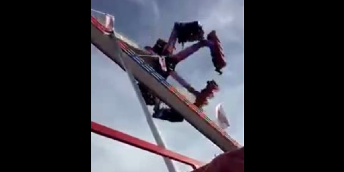 GRAPHIC: Video shows moment ride turned deadly at Ohio State Fair